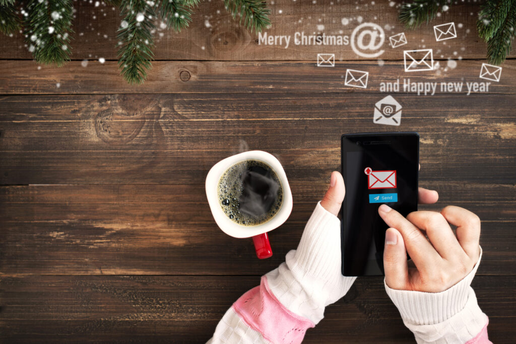 Holiday Email Campaigns